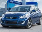 2017 Hyundai Accent SE, SUNROOF, HEATED SEATS in Mississauga, Ontario