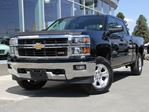 2015 Chevrolet Silverado 1500 2LT 4x4 Crew Cab 5.75 ft. box 143.5 in. WB in Kamloops, British Columbia