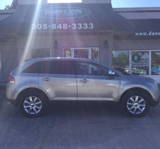 2008 LINCOLN MKX MKX in Mississauga, Ontario