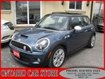 2010 MINI Cooper S 50 CAMDEN EDITION !!!NO ACCIDENTS!!! in Toronto, Ontario