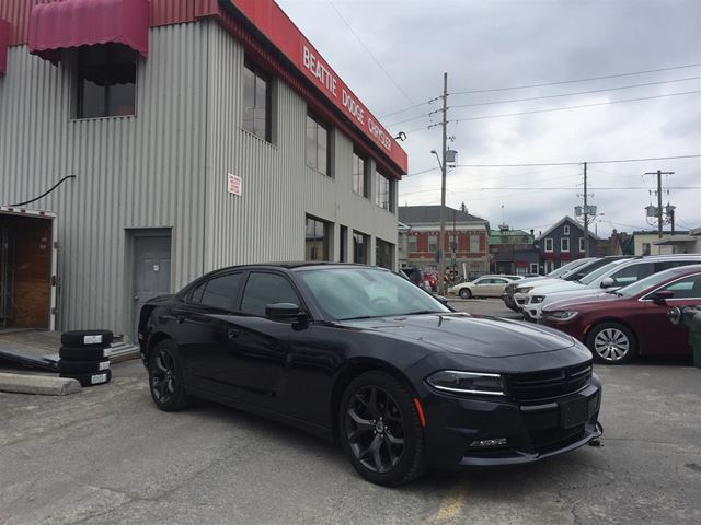 2017 DODGE CHARGER Rallye BLUETOOTH/ HEATED SEATS/ NAVIGATION in Brockville, Ontario
