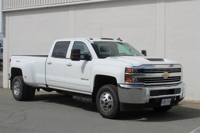 2017 CHEVROLET Silverado 3500  LT in St John's, Newfoundland And Labrador