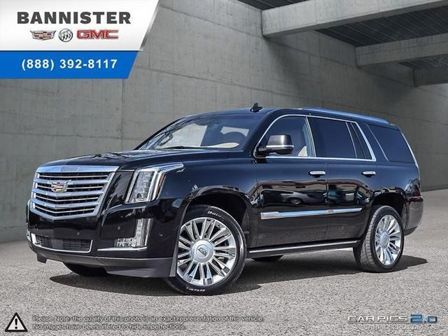2017 CADILLAC ESCALADE Platinum in Kelowna, British Columbia