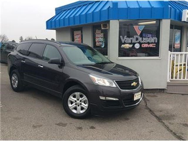 2015 Chevrolet Traverse LS in Ajax, Ontario