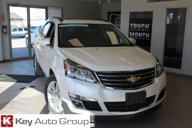 2014 CHEVROLET TRAVERSE 1LT in Swan River, Manitoba