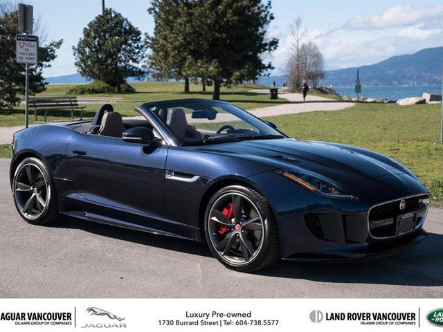 2017 JAGUAR F-TYPE Convertible R AWD in Vancouver, British Columbia