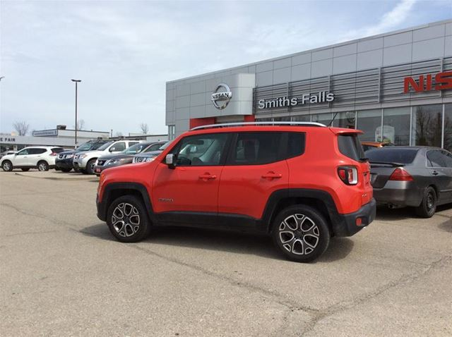 2015 JEEP RENEGADE Limited in Smiths Falls, Ontario