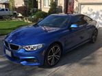 2016 BMW 435i xDrive AWD ~LOADED~ w/M Performance Pkg in Mississauga, Ontario