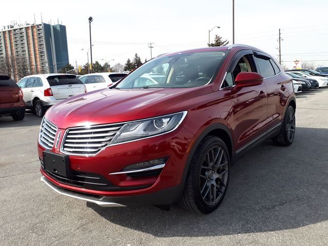 2015 LINCOLN MKC MKC, Heated/Cooled Leather Seats,  Liftgate in Scarborough, Ontario
