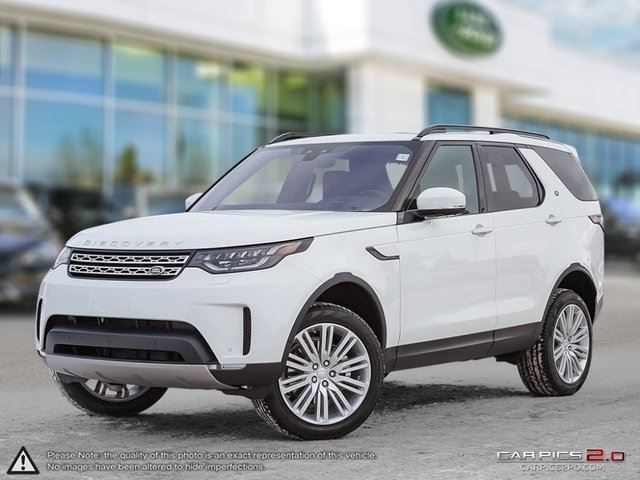 2017 LAND ROVER DISCOVERY Td6 HSE Luxury *CPO AVAILABLE* in Winnipeg, Manitoba