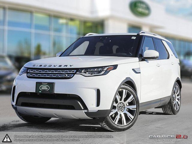 2017 LAND ROVER DISCOVERY Td6 HSE *CPO AVAILABLE* in Winnipeg, Manitoba