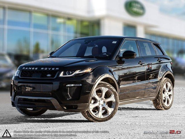 2017 LAND ROVER RANGE ROVER EVOQUE HSE Dynamic *CPO AVAILABLE* in Winnipeg, Manitoba