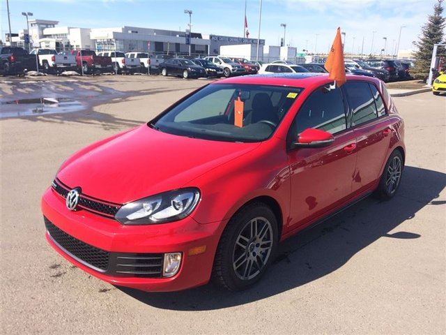 2011 VOLKSWAGEN Golf GTI 5-Door in Calgary, Alberta