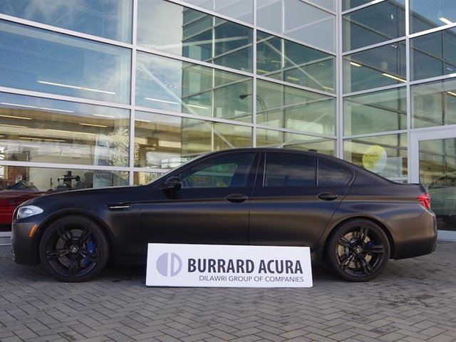 2013 BMW M5 Base in Vancouver, British Columbia