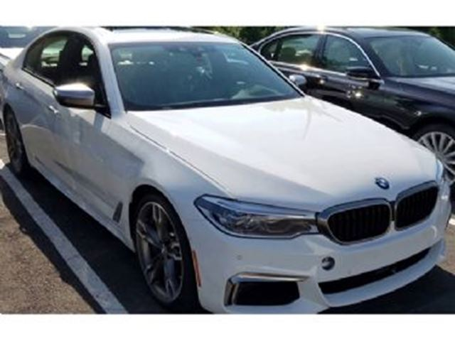 2018 BMW 5 Series 550i xDrive in Mississauga, Ontario