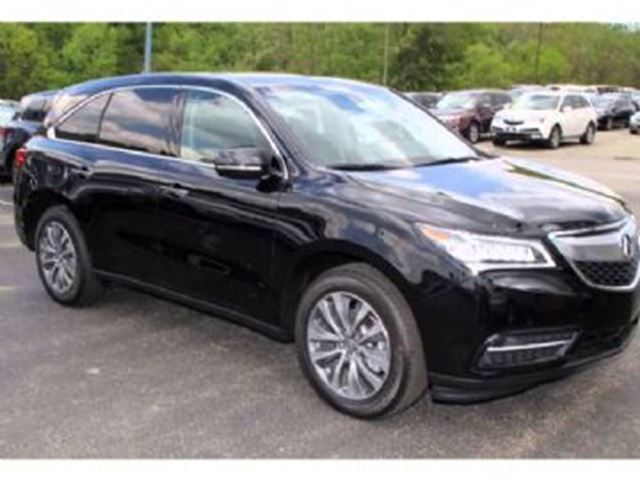 2016 ACURA MDX Navigation in Mississauga, Ontario