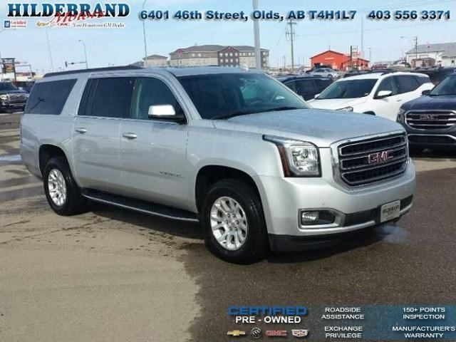 2017 GMC Yukon XL SLT in Olds, Alberta