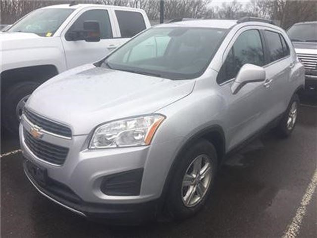 2015 Chevrolet Trax LT in Port Hope, Ontario