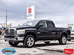 2008 Dodge RAM 1500 SLT Quad 4x4 ~20 Inch Chrome Wheels ~Very Clean in Barrie, Ontario