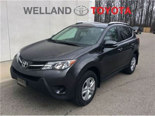 2015 TOYOTA RAV4 LE in Welland, Ontario