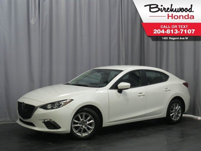 2014 MAZDA MAZDA3 GS-SKY in Winnipeg, Manitoba