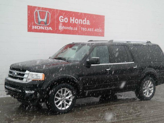 Ford Expedition Limited Max In Edmonton Alberta