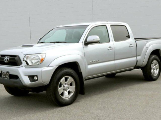 2012 TOYOTA Tacoma V6 4x4 Double-Cab in Penticton, British Columbia