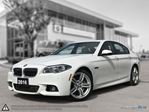 2016 BMW 5 Series 535i xDrive M-SPORT! in Winnipeg, Manitoba