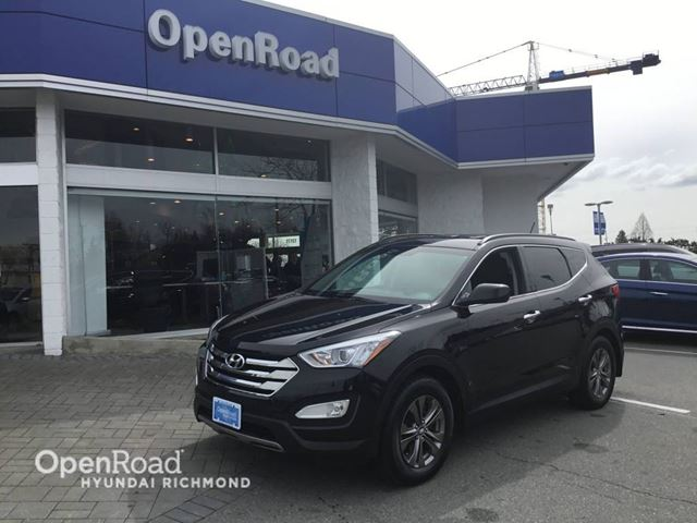 2014 HYUNDAI SANTA FE Premium in Richmond, British Columbia
