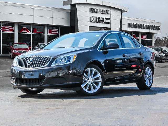 2016 BUICK VERANO LOW KLMS...ONE OWNER..LOCAL TRADE in Virgil, Ontario