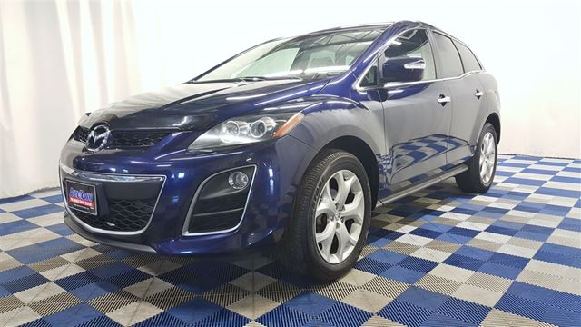 2010 MAZDA CX-7 GT AWD/ONE OWNER/LEATHER/SUNROOF/REAR CAM in Winnipeg, Manitoba
