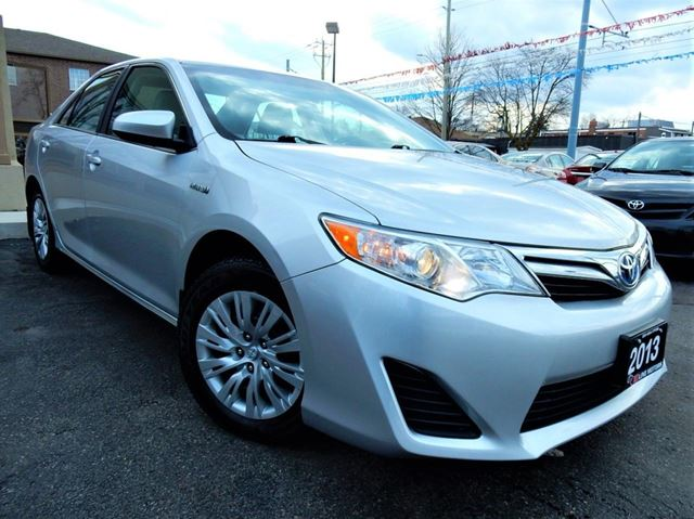2013 TOYOTA CAMRY LE HYBRID  LOADED  ONE OWNER in Kitchener, Ontario