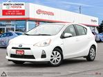 2012 Toyota Prius Base One Owner, Toyota Serviced in London, Ontario