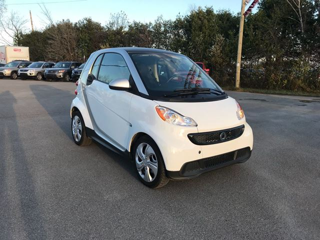 2015 SMART FORTWO 2dr Cpe Passion in Ottawa, Ontario