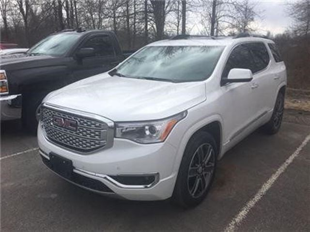 2017 GMC ACADIA Denali in Port Hope, Ontario