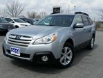 2014 Subaru Outback 2.5i LIMITED-AWD-NAVIGATION-HEATED LEATHER-SUNROOF in Belleville, Ontario