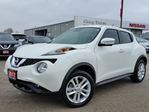 2017 Nissan Juke SL AWD w/all leather,NAV,rear cam,pwr moonroof,climate control in Cambridge, Ontario