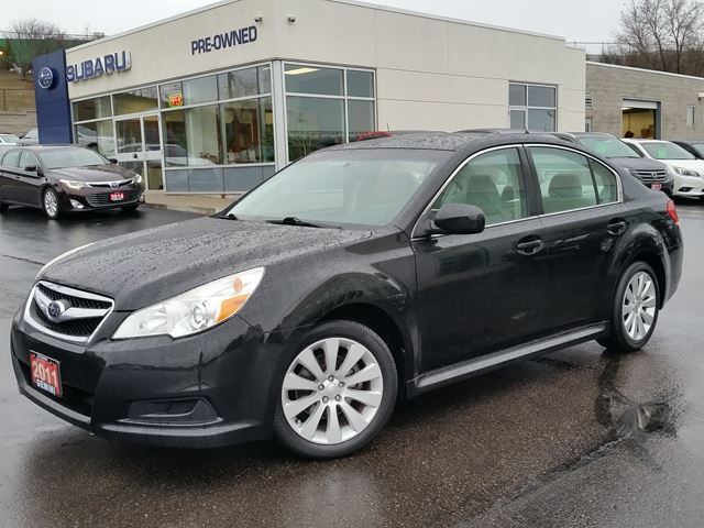 2011 SUBARU LEGACY 2.5i w/Limited Pkg in Kitchener, Ontario