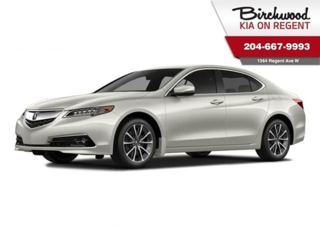 2015 ACURA TLX V6 Elite **White OUT Special ON NOW!! in Winnipeg, Manitoba