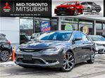 2016 Chrysler 200 C 200C Leather Panoramic Sunroof Nav Back Up Cam in Toronto, Ontario