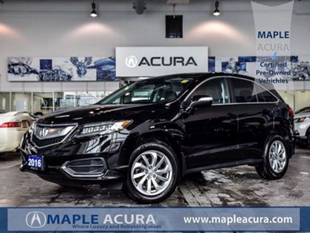 2016 ACURA RDX w/Technology Pkg AWD in Maple, Ontario