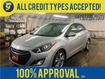 2013 Hyundai Elantra GT*NAVIGATION*LEATHER*POWER PANORAMIC SUNROOF*BACK in Cambridge, Ontario