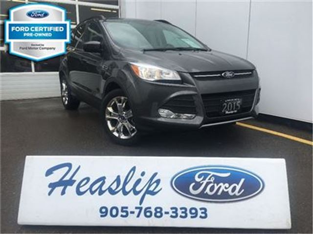 2015 FORD Escape SE AWD 2.0L - Certified Pre-Owned 1.9% (OAC) in Hagersville, Ontario
