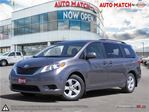 2015 Toyota Sienna LE Fwd One Owner Trade 7 Rider in Barrie, Ontario