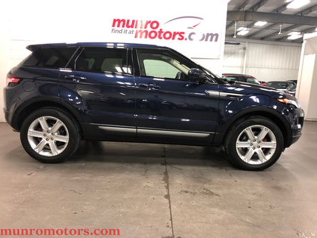 2015 LAND ROVER RANGE ROVER EVOQUE Pure City Navigation Pano BLIS Lane Keep in St George Brant, Ontario