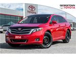 2014 Toyota Venza Limited AWD in Georgetown, Ontario