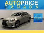 2014 Lexus IS 250 F-SPORT NAVIGATION MOONROOF AWD in Mississauga, Ontario