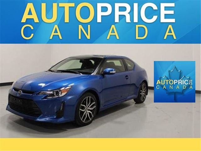 2014 SCION TC PANORAMIC ROOF NAVIGATION in Mississauga, Ontario