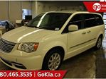 2012 Chrysler Town and Country CAR STARTER, HEATED SEATS/WHEEL, LEATHER, POWER SLIDING DOORS/TAILGATE, BACKUP CAMERA in Edmonton, Alberta