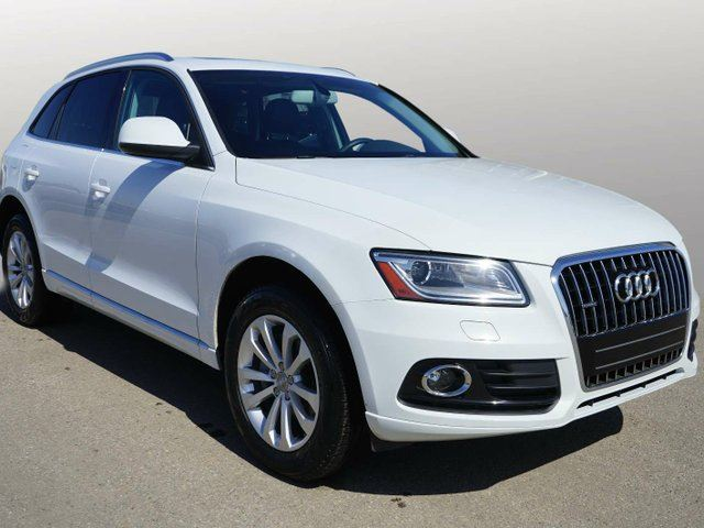 2014 AUDI Q5 2.0 8sp Tiptronic Technik in Edmonton, Alberta